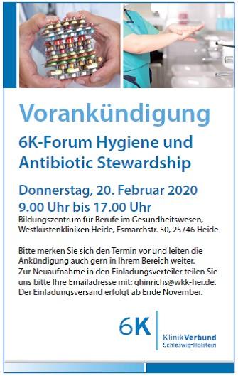 6K Hygieneforum